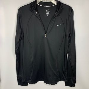 Nike 1/4 Zip Women's Long sleeve Running Shirt XL